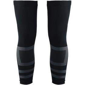 Craft Seamless Knee Warmers Black